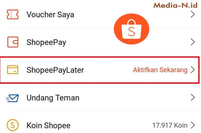 Syarat dan Ketentuan Daftar Shopee Paylater