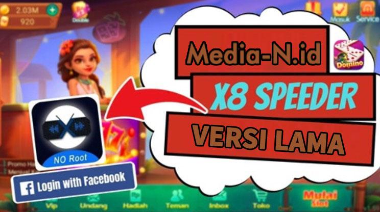 Review X8 Speeder Versi Lama