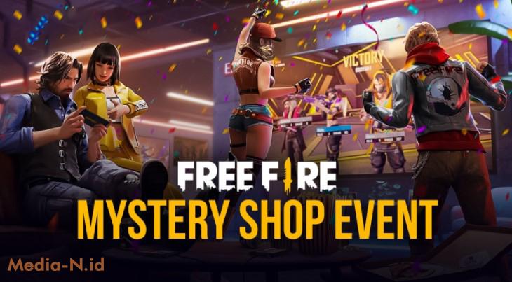 Tentang Mystery Shop FF