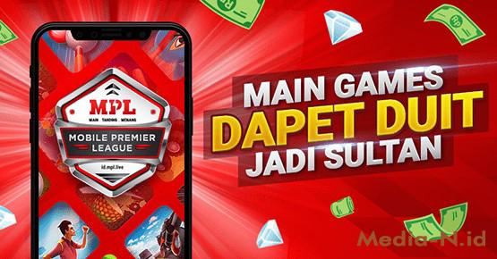 MPL : Mobile Premier League Game Penghasil Uang