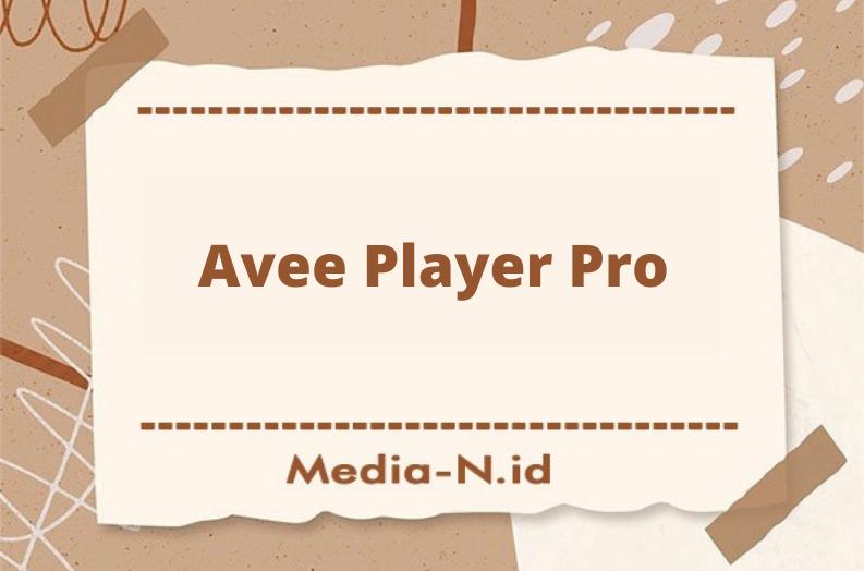Avee Player Pro